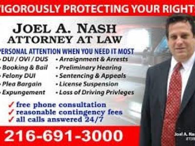 Joel A. Nash, Attorney at Law
